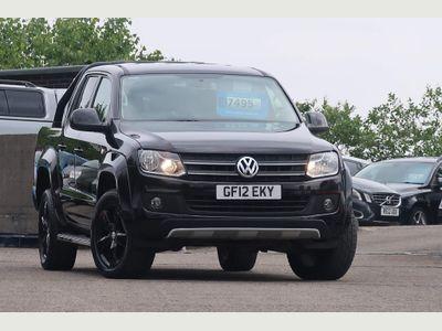 Volkswagen Amarok Pickup 2.0 BiTDI Trendline 4Motion Selectable 4dr