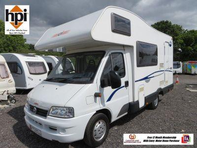 CI Cusona Coach Built Motor Home