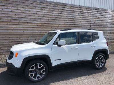 Jeep Renegade SUV 1.4T MultiAirII Night Eagle II (s/s) 5dr