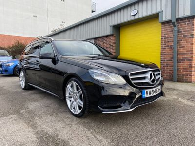 Mercedes-Benz E Class Estate 2.1 E220 CDI BlueTEC AMG Line (Premium) 7G-Tronic Plus 5dr