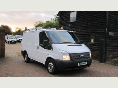 Ford Transit Unlisted 300 SWB