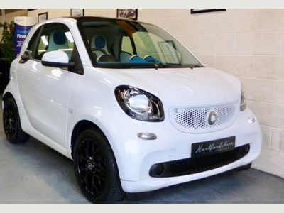 Smart fortwo Coupe 1.0 Proxy (Premium) (s/s) 2dr