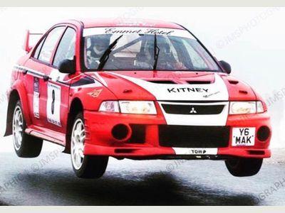 Mitsubishi Lancer Hatchback 2.0 EVO VI MAKINEN RALLY CAR GROUP N