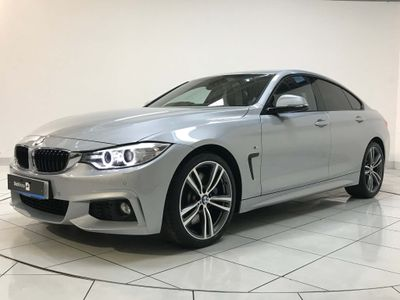 BMW 4 Series Gran Coupe Coupe 2.0 430i M Sport Gran Coupe Sport Auto (s/s) 5dr