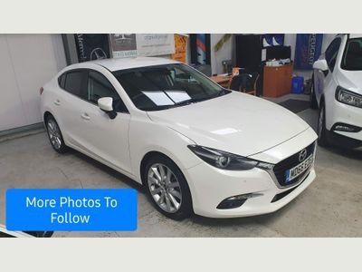 Mazda Mazda3 Saloon 2.0 SKYACTIV-G Sport Nav (s/s) 4dr