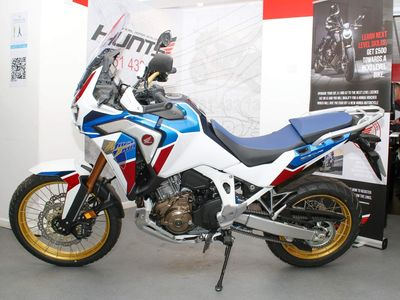 Honda CRF1100L Africa Twin Adventure Adventure Sports ABS ABS DCT Pearl White