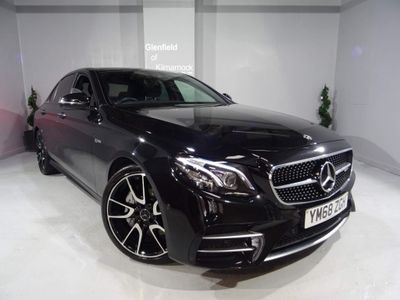 Mercedes-Benz E Class Saloon 3.0 E43 V6 AMG (Premium Plus) G-Tronic+ 4MATIC (s/s) 4dr