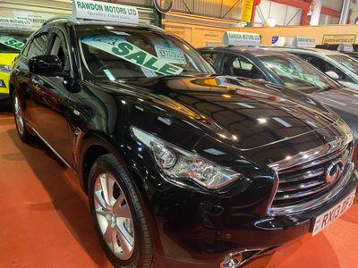 Infiniti FX SUV 3.0 TD GT 5dr
