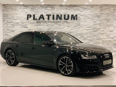 Audi S8 Saloon 4.0 TFSI Plus Tiptronic quattro 4dr