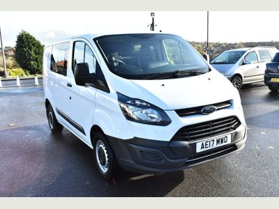 Ford Transit Custom Other 2.0 TDCi 290 Double Cab-in-Van L1 H1 6dr (EU6)