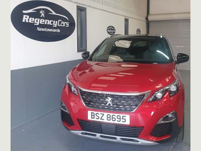 Peugeot 3008 SUV 1.2 PureTech GT Line Premium (s/s) 5dr