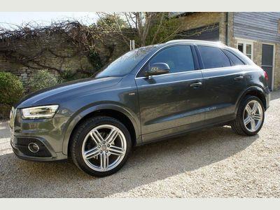 Audi Q3 SUV 2.0 TDI S line Plus S Tronic quattro 5dr