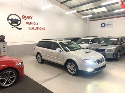 Subaru Outback Estate JDM BPH 2.5 TURBO AUTO XT PAN ROOF