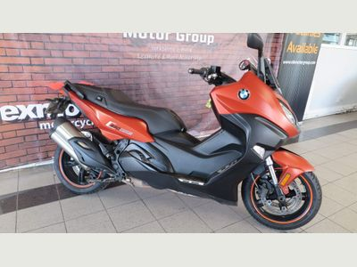 BMW C650 Scooter 650 GT Scooter