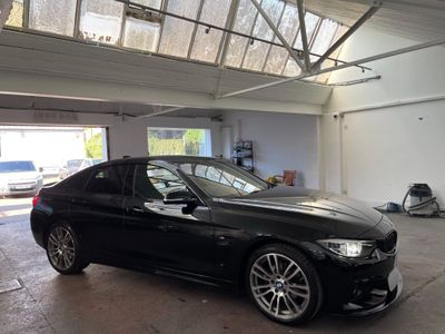 BMW 4 Series Gran Coupe Hatchback 2.0 420d M Sport Gran Coupe Auto xDrive (s/s) 5dr