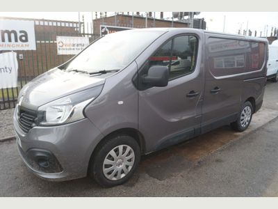 Renault Trafic Panel Van 1.6DCi 115 BUSINESS PLUS (AIRCON) SWB
