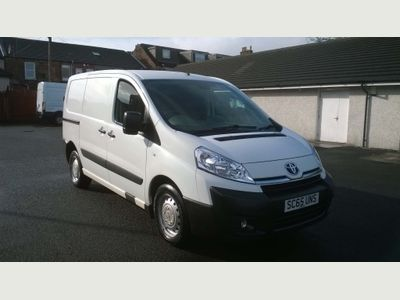 Toyota ProAce Panel Van 1.6 HDi 1200 L1H1 5dr