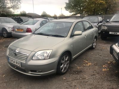 Toyota Avensis Saloon 1.8 VVT-i T4 4dr