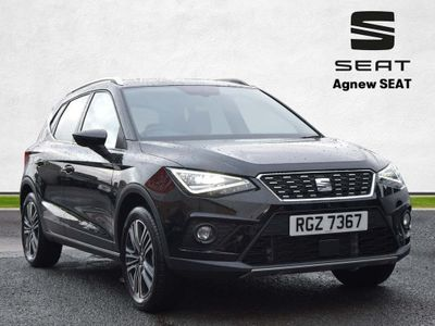 SEAT Arona SUV 1.0 TSI XCELLENCE (s/s) 5dr