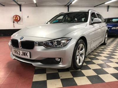 BMW 3 Series Estate 2.0 320d EfficientDynamics BluePerformance Touring (s/s) 5dr