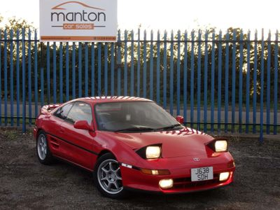 Toyota MR2 Coupe 2.0 GT-S REV 2 Twin Entry Turbo + Manual
