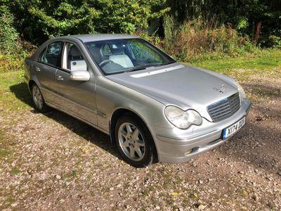Mercedes-Benz C Class Saloon 2.6 C240 Elegance 4dr