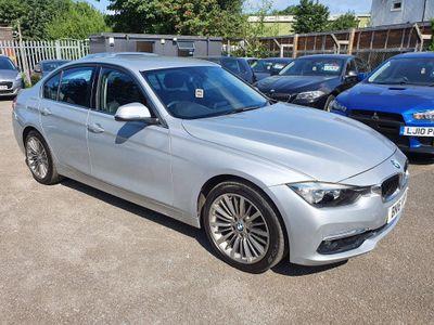 BMW 3 Series Saloon 2.0 320d Luxury Auto (s/s) 4dr