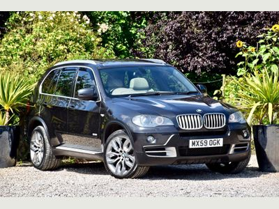 BMW X5 SUV 3.0 35d 10 Year Edition xDrive 5dr
