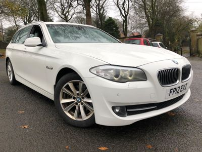 BMW 5 Series Estate 2.0 520d SE Touring 5dr