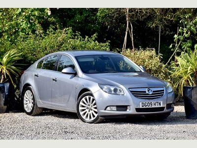 Vauxhall Insignia Hatchback 2.0 CDTi ecoFLEX 16v Elite 5dr
