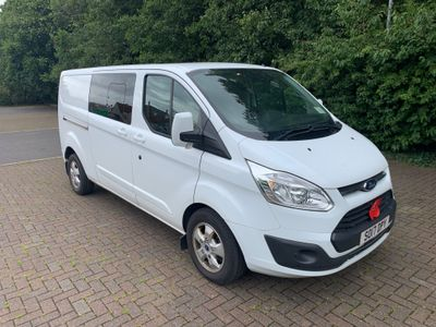 Ford Transit Custom Combi Van 2.0 320 EcoBlue Limited L1 H2 EU6 (s/s) 5dr