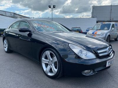 Mercedes-Benz CLS Coupe 3.0 CLS350 CDI 7G-Tronic 4dr
