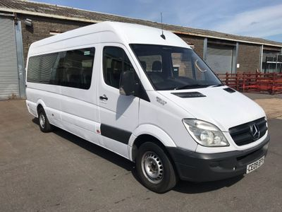 Mercedes-Benz Sprinter Other 2.2 CDI 413 Window H/R Bus 4dr (LWB)