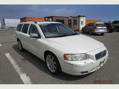 Volvo V70 Estate SE Beige leather Sunroof low mileage