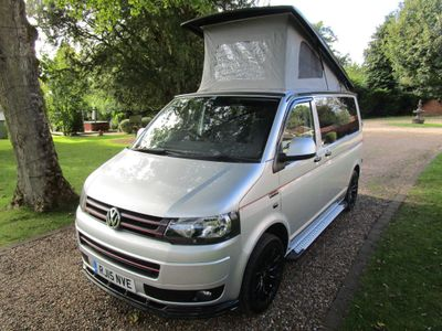 Volkswagen Transporter Campervan 2.0TDI Highline Campervan