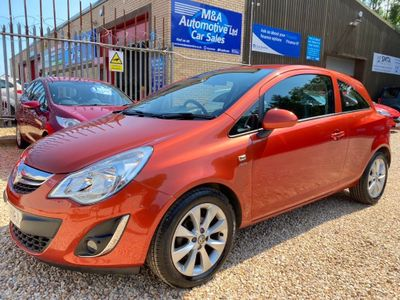 Vauxhall Corsa Hatchback 1.2 i 12v Active 3dr