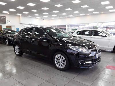 Renault Megane Hatchback 1.5 dCi ENERGY Limited Nav (s/s) 5dr