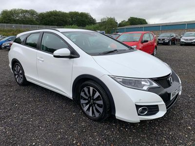Honda Civic Estate 1.8 i-VTEC SE Plus Tourer Auto 5dr