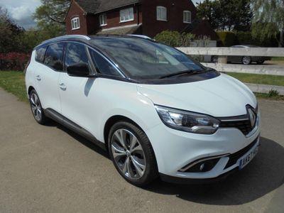 Renault Grand Scenic MPV 1.5 dCi Dynamique S Nav EDC (s/s) 5dr