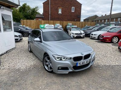 BMW 3 Series Estate 3.0 330d M Sport Touring Auto (s/s) 5dr