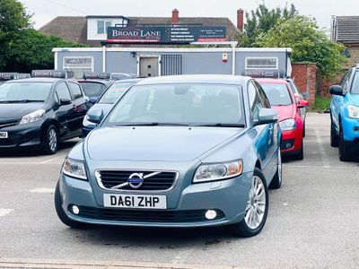 Volvo S40 Saloon 2.0 D3 SE Lux Edition Geartronic 4dr