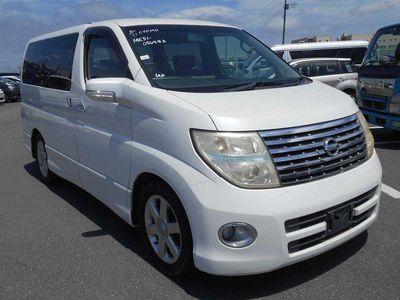 Nissan Elgrand MPV
