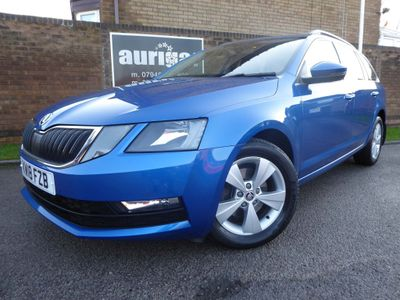 SKODA Octavia Estate 1.4 TSI SE Technology (s/s) 5dr
