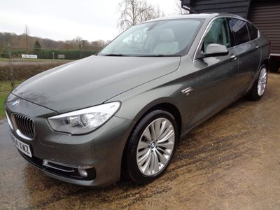BMW 5 Series Gran Turismo Hatchback 2.0 520d Luxury GT Auto 5dr
