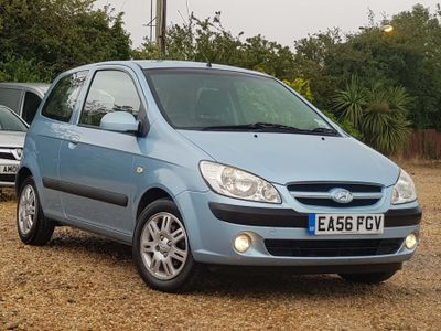 Hyundai Getz Hatchback 1.1 Atlantic 3dr