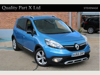 Renault Scenic Xmod MPV 1.5 dCi ENERGY Dynamique Nav Convenience Pack (s/s) 5dr