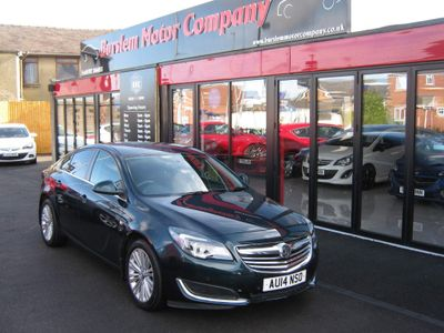 Vauxhall Insignia Hatchback 2.0 CDTi Energy Auto 5dr