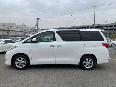 Toyota Alphard Unlisted 240 X
