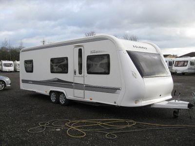 Hobby 645 VIP Tourer 5 BERTH 2010
