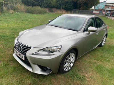 Lexus IS 300 Saloon 2.5 Luxury E-CVT 4dr